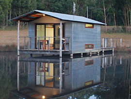 Worrowing Boat Shed